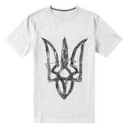 Чоловіча стрейчева футболка Emblem 7