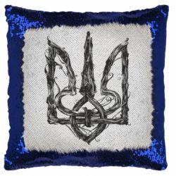 Подушка-хамелеон Emblem 8