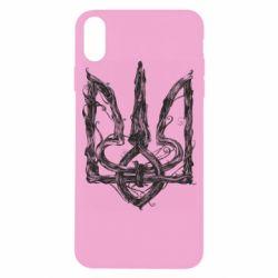 Чохол для iPhone X/Xs Emblem 8