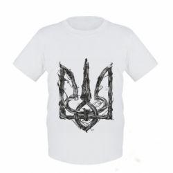 Дитяча футболка Emblem 8