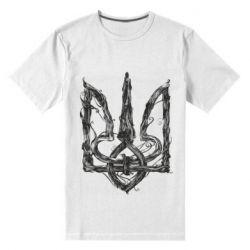 Чоловіча стрейчева футболка Emblem 8