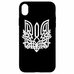 Чохол для iPhone XR Emblem 9