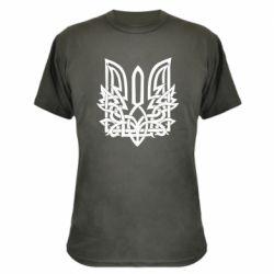 Камуфляжна футболка Emblem 9