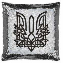 Подушка-хамелеон Emblem 9
