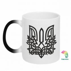 Кружка-хамелеон Emblem 9