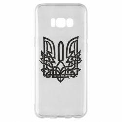 Чохол для Samsung S8+ Emblem 9