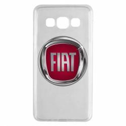Чохол для Samsung A3 2015 Emblem Fiat