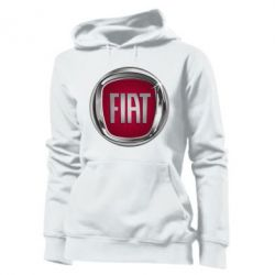 Толстовка жіноча Emblem Fiat
