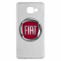 Чохол для Samsung A5 2016 Emblem Fiat