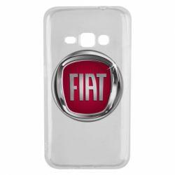 Чохол для Samsung J1 2016 Emblem Fiat