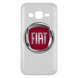 Чохол для Samsung J2 2015 Emblem Fiat