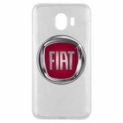 Чохол для Samsung J4 Emblem Fiat