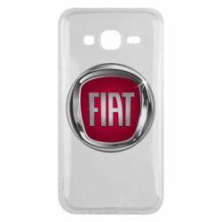 Чохол для Samsung J5 2015 Emblem Fiat