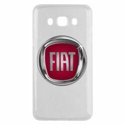 Чохол для Samsung J5 2016 Emblem Fiat