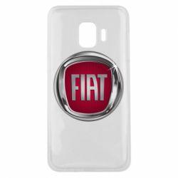 Чохол для Samsung J2 Core Emblem Fiat