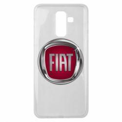 Чохол для Samsung J8 2018 Emblem Fiat