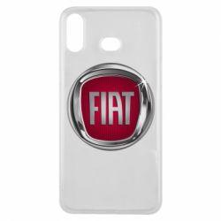 Чохол для Samsung A6s Emblem Fiat
