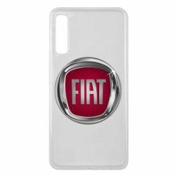 Чохол для Samsung A7 2018 Emblem Fiat