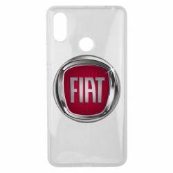 Чохол для Xiaomi Mi Max 3 Emblem Fiat