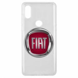Чохол для Xiaomi Mi Mix 3 Emblem Fiat