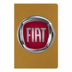 Блокнот А5 Emblem Fiat