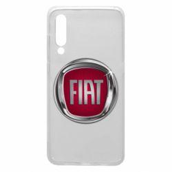 Чохол для Xiaomi Mi9 Emblem Fiat