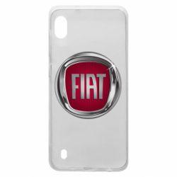 Чохол для Samsung A10 Emblem Fiat