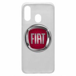 Чохол для Samsung A40 Emblem Fiat