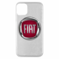 Чохол для iPhone 11 Pro Emblem Fiat