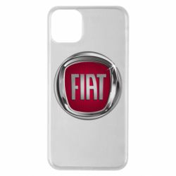 Чохол для iPhone 11 Pro Max Emblem Fiat