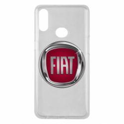 Чохол для Samsung A10s Emblem Fiat