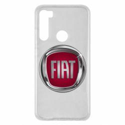 Чохол для Xiaomi Redmi Note 8 Emblem Fiat