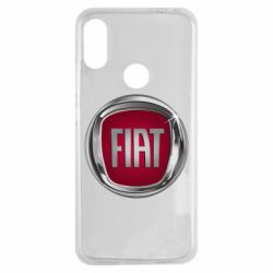 Чохол для Xiaomi Redmi Note 7 Emblem Fiat