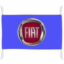 Прапор Emblem Fiat
