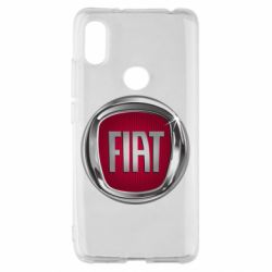 Чохол для Xiaomi Redmi S2 Emblem Fiat