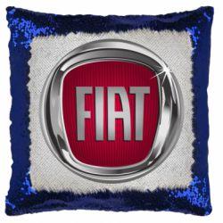 Подушка-хамелеон Emblem Fiat