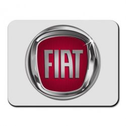 Килимок для миші Emblem Fiat