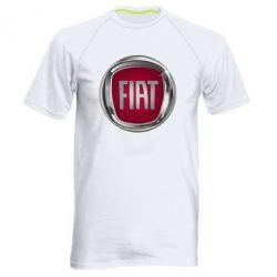 Чоловіча спортивна футболка Emblem Fiat