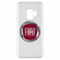 Чохол для Samsung S9 Emblem Fiat
