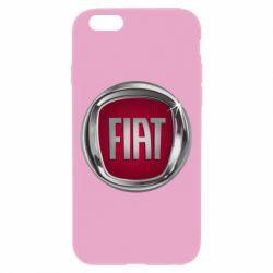 Чохол для iPhone 6/6S Emblem Fiat