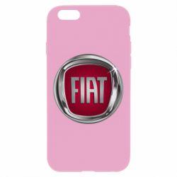 Чохол для iPhone 6 Plus/6S Plus Emblem Fiat