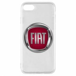 Чохол для iPhone 7 Emblem Fiat