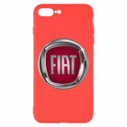 Чохол для iPhone 8 Plus Emblem Fiat