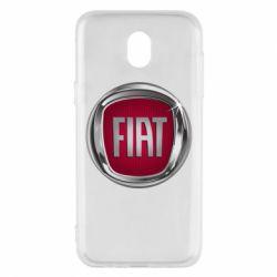 Чохол для Samsung J5 2017 Emblem Fiat