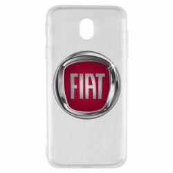Чохол для Samsung J7 2017 Emblem Fiat