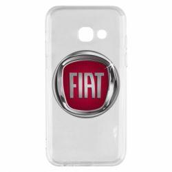 Чохол для Samsung A3 2017 Emblem Fiat
