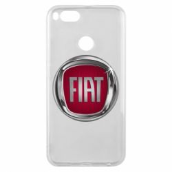 Чохол для Xiaomi Mi A1 Emblem Fiat
