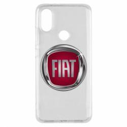 Чохол для Xiaomi Mi A2 Emblem Fiat
