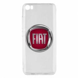 Чохол для Xiaomi Mi5/Mi5 Pro Emblem Fiat