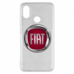 Чохол для Xiaomi Mi8 Emblem Fiat